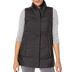 BNWT The North Face Femtastic insulated vest SZ L